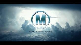 Dark Sky Logo: After Effects Templates