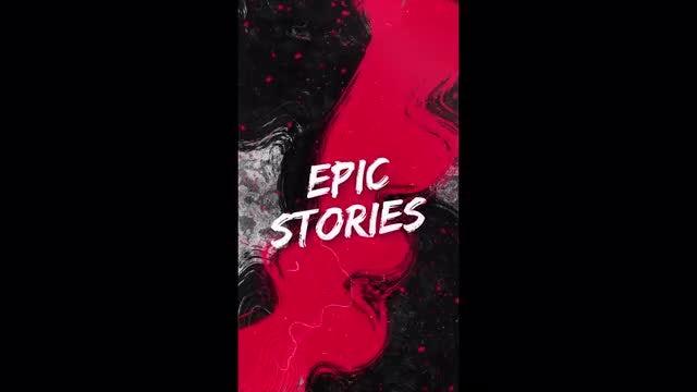Epic Stories: Premiere Pro Templates