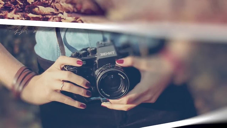 Simple Photo Intro: After Effects Templates