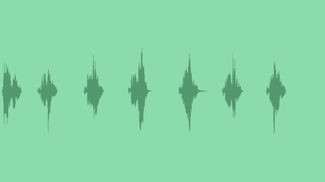 Robotic Screen Whoosh Swoosh: Sound Effects