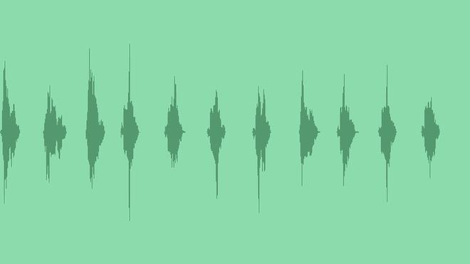 Swap Slide Sweep UI: Sound Effects