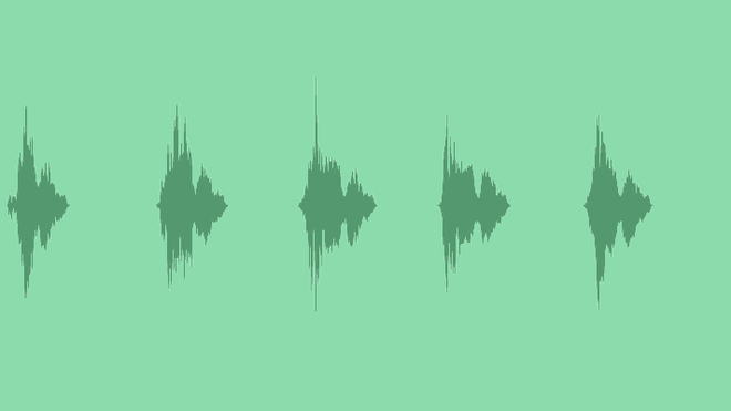 UI Fast Scroll: Sound Effects