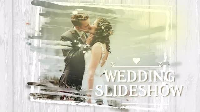Wedding Slideshow 4K: After Effects Templates
