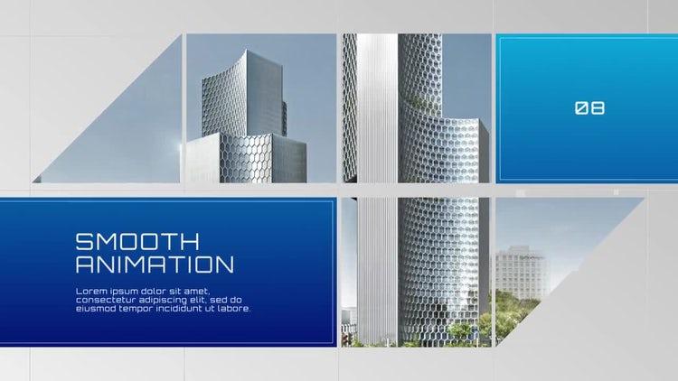 Modern Square - Corporate: Premiere Pro Templates