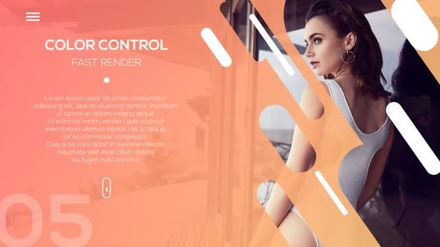 Fashion Slides: After Effects Templates