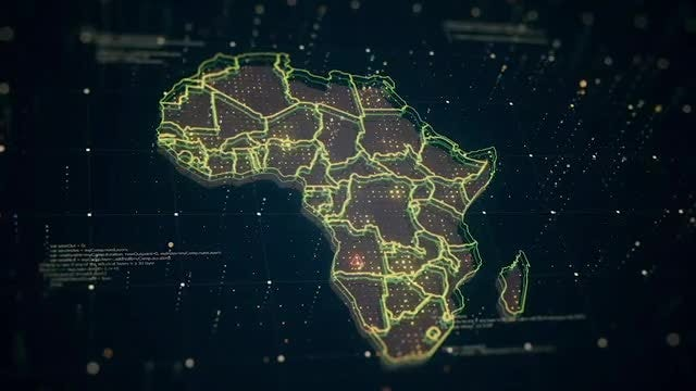 Africa: Stock Motion Graphics