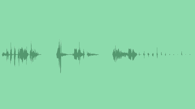 Cynical Laugh: Sound Effects