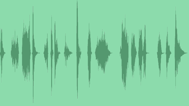 Other Transitions 17: Sound Effects