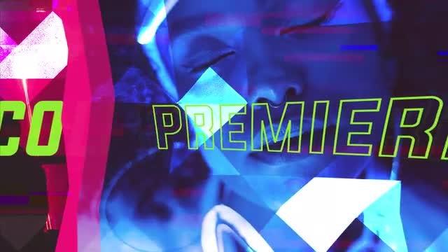 Modern Stylish Slides: Premiere Pro Templates