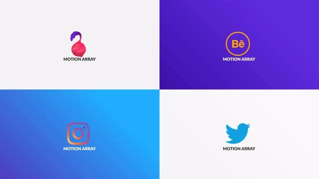 Electric Logo Reveal: After Effects Templates