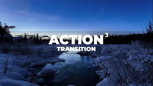 Action Transition 3: Premiere Pro Presets