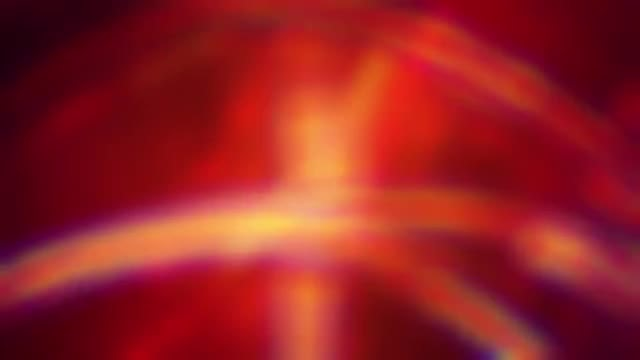Red Blur Background: Stock Motion Graphics