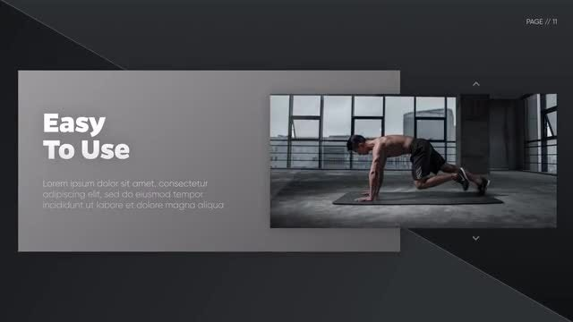 Elegant Corporate - Clean Presentation: After Effects Templates