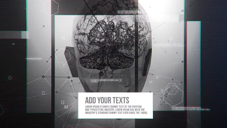 Modern Future Slideshow: After Effects Templates