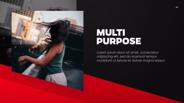 Edges - Corporate Presentation: After Effects Templates