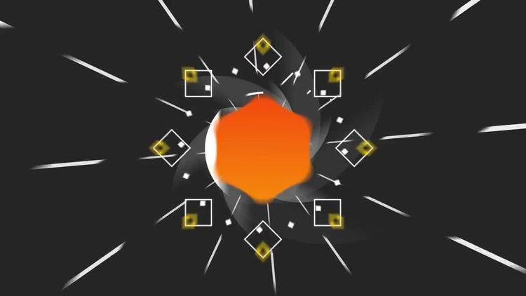 Shape Logo Reveal 2: Premiere Pro Templates
