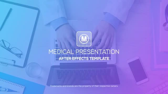 Medical Clinic Presentation: After Effects Templates