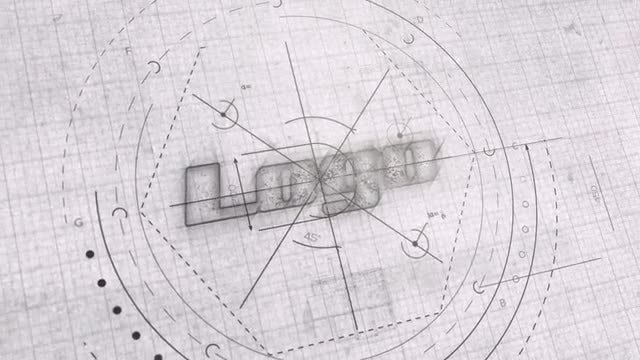 Technical Logo: After Effects Templates
