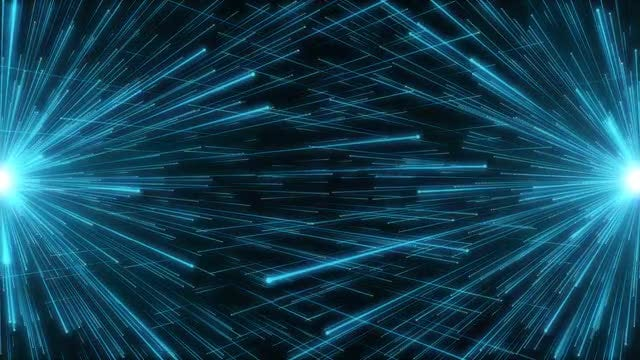 Fiber Networks: Stock Motion Graphics