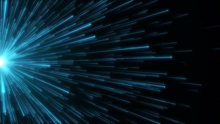 Optical Burst: Motion Graphics