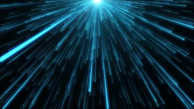 Fiber Light: Stock Motion Graphics