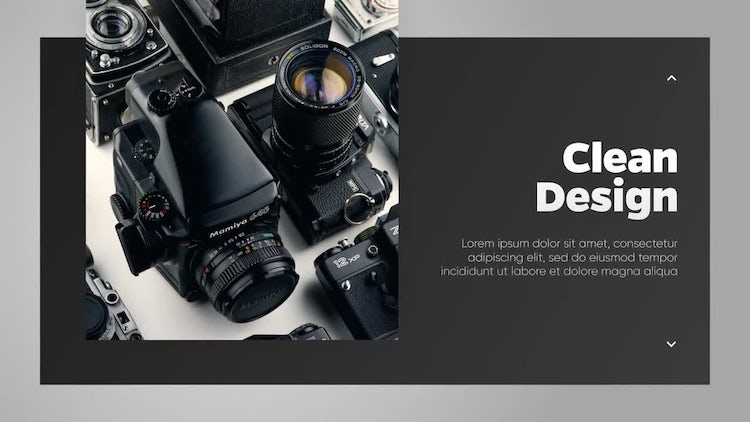 Presentation - Modern Corporate: After Effects Templates