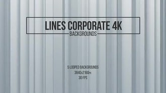 Lines Corporate Backgrounds: Motion Graphics