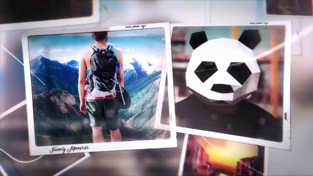 Perfect Photo Slideshow: After Effects Templates