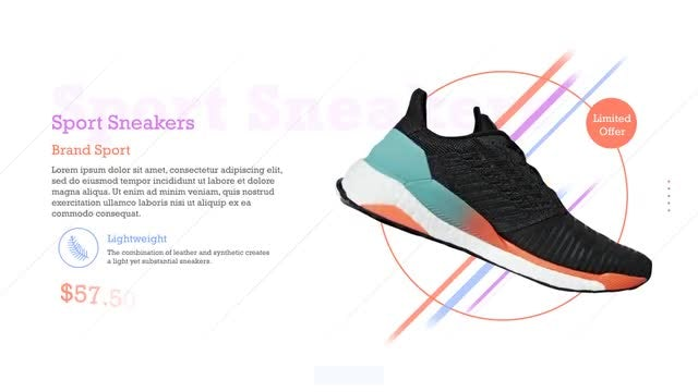 Sport Shopping 2: After Effects Templates