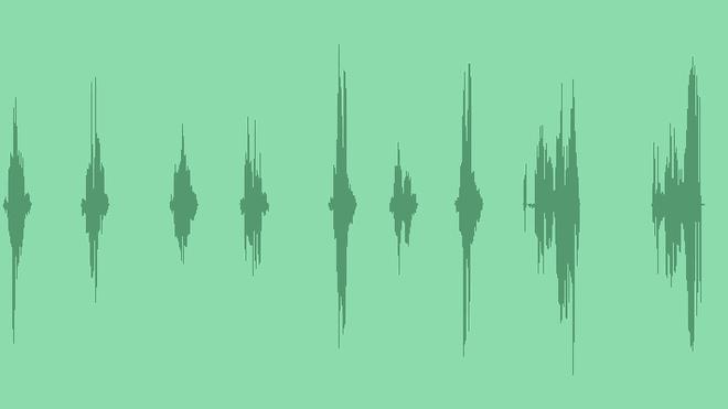 Glitchy SFX: Sound Effects