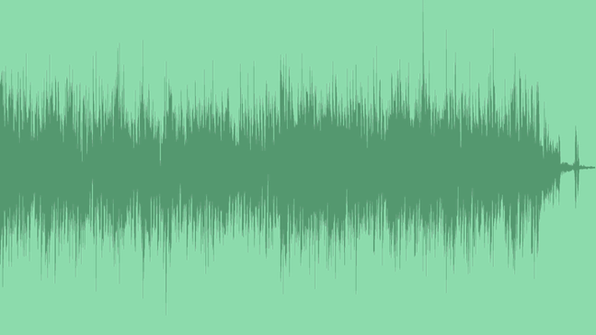 Ambient Electronic Tension Background: Royalty Free Music
