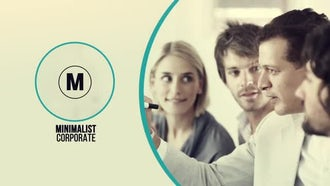 Minimalist Corporate: After Effects Templates