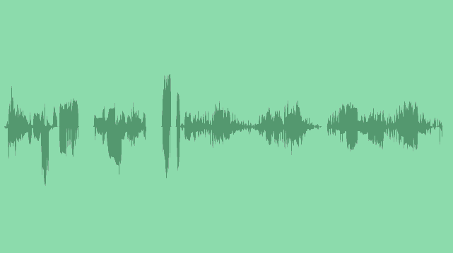 Digital Infographic Pack 2: Sound Effects