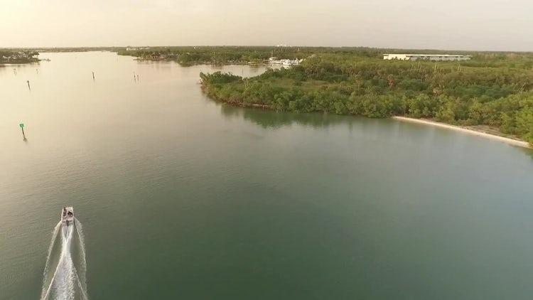 Beach In Florida: Stock Video