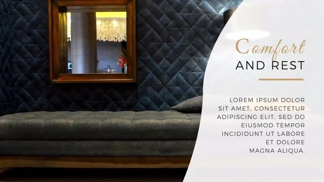 Elegant Luxury Slides: After Effects Templates
