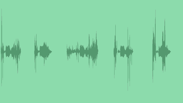 High Tech Infographic Pack 2: Sound Effects