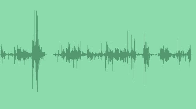 Cybernetic Glitch: Sound Effects