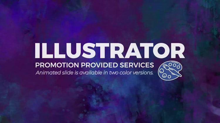 Artist Promo Pack: Stock Motion Graphics