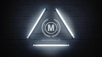 Logo Lamp: After Effects Templates