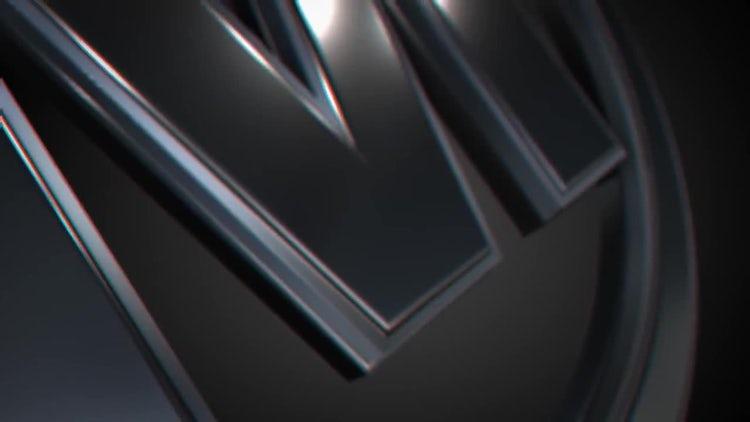 Elegant 3D Logo Reveal: After Effects Templates