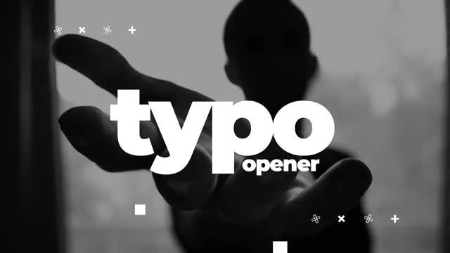 Typo Fast: After Effects Templates