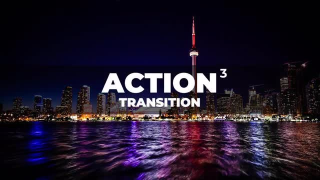 Action Transitions 3: After Effects Presets
