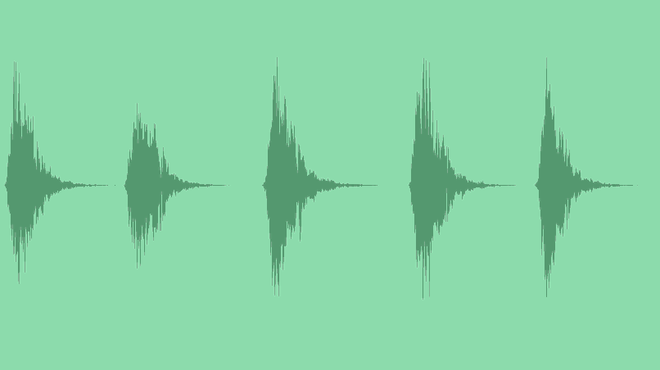 Monster In The Cave: Sound Effects