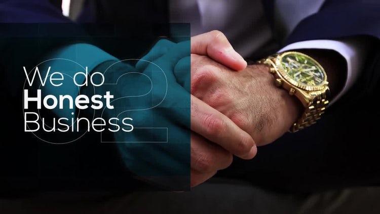 Intro Business - Corporate Promo: Premiere Pro Templates