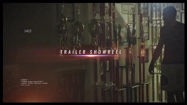 Cinematic Sport Trailer: Premiere Pro Templates