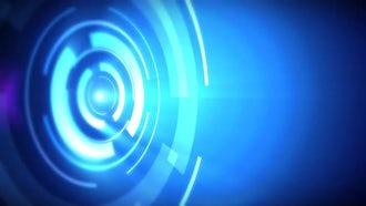 HUD Circles: Motion Graphics