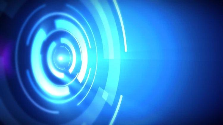 HUD Circles: Stock Motion Graphics