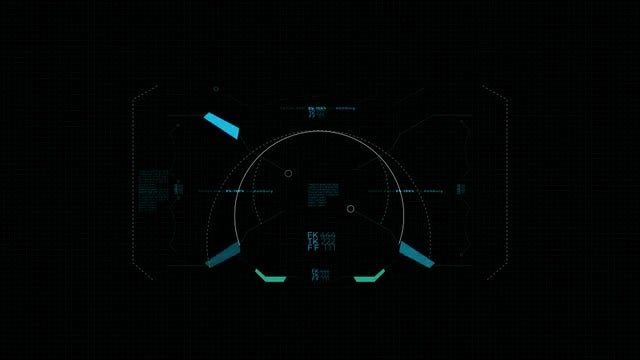 HUD Ultron: After Effects Templates