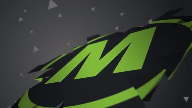 Unfolding Logo Reveal: After Effects Templates