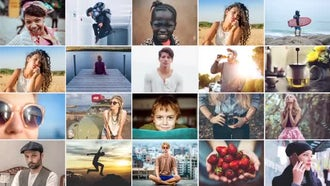 Short Photo Opener: After Effects Templates